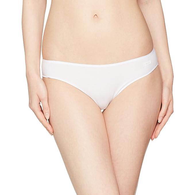 3d80c74b09 LOVABLE Invisible Slip, Bianco, 38 (Taglia Produttore:S) Donna