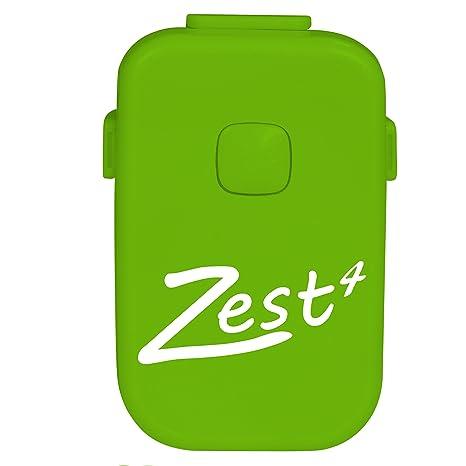 Zest Alarma de enuresis (enuresis) con 8 tonos y vibración ...