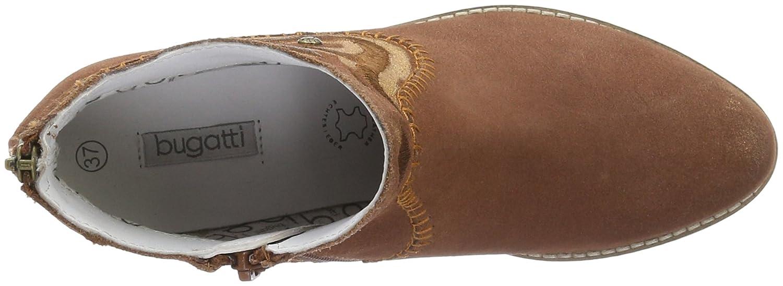 Bugatti Damen V8238PR3 Cowboy Stiefel, Braun (rost 674), 42 EU  Amazon.de   Schuhe   Handtaschen b5f204085f
