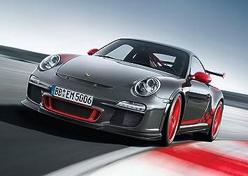 Porsche 911 GT3 coche deportivo Póster (A1 (841 x 594)): Amazon.es: Hogar