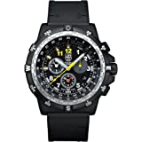 New Luminox 8841.KM.SET Recon III Leader Kilometers Chronograph Men's Watch Extra Military Nylon Strap Included
