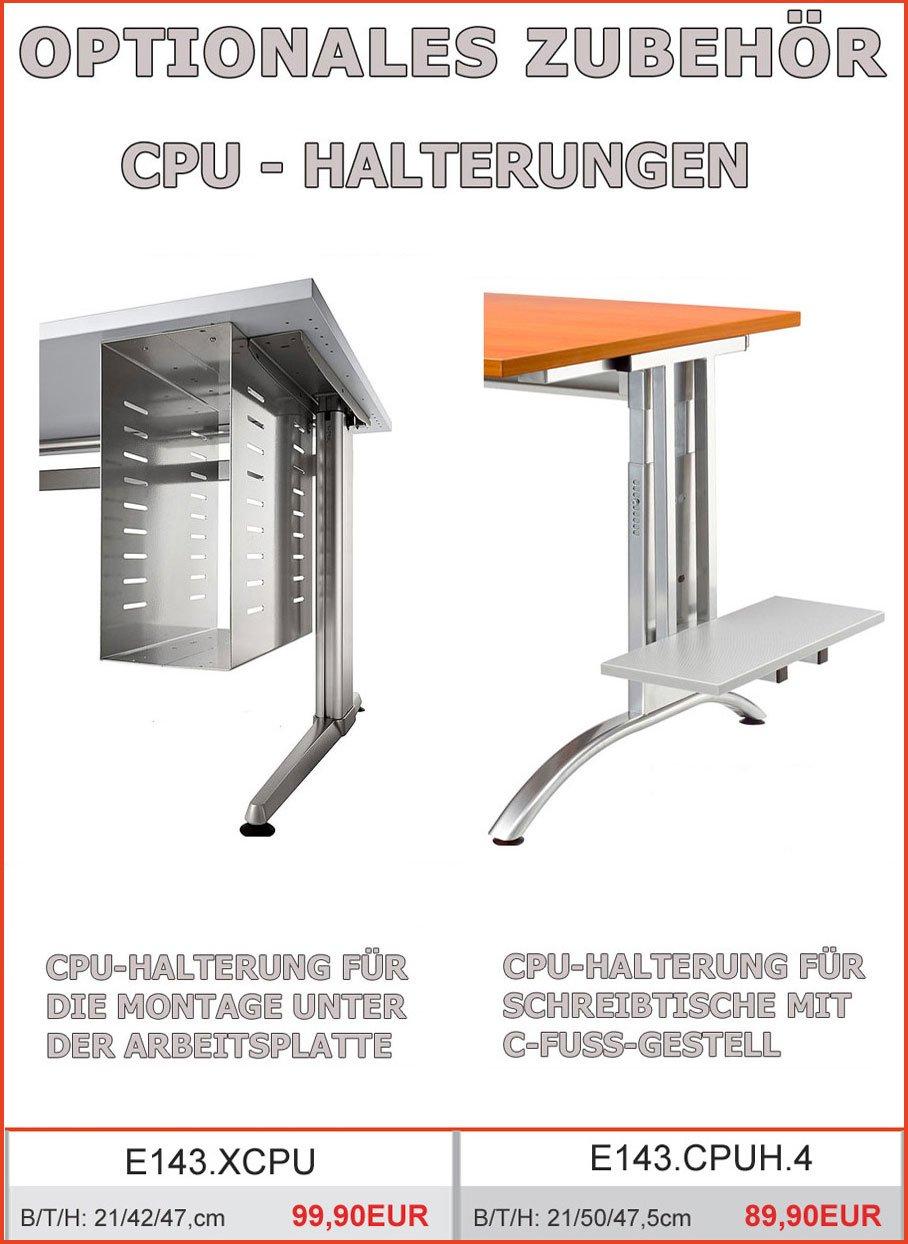 80 X 80 Gray Hilo Desk Alu Amazon Co Uk Kitchen Home