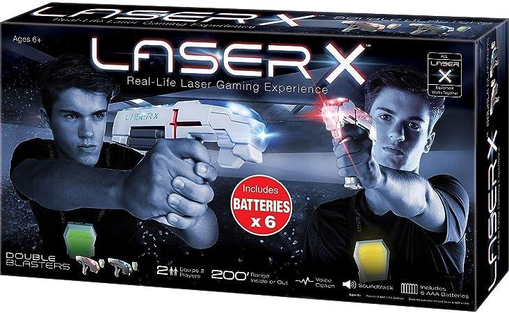 Laser X Micro Blasters 4-pack 2.16 Pound laser Gaming