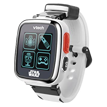 VTech- Star Wars, Reloj Inteligente Smart Watch, Interactivo Infantil con Pantalla táctil (3480-194267)