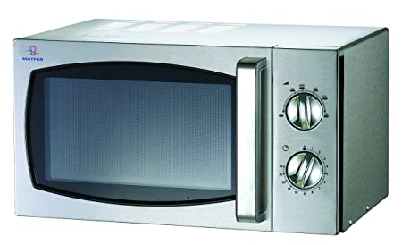 HORNO MICROONDAS 23L ACERO INOXIDABLE 900 X 483 W 398 X 73 MM ...