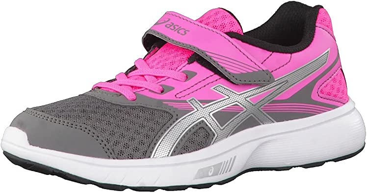 fábrica desconcertado raya  Asics Stormer PS Junior Zapatillas para Correr - 34.5: Amazon.es: Zapatos y  complementos