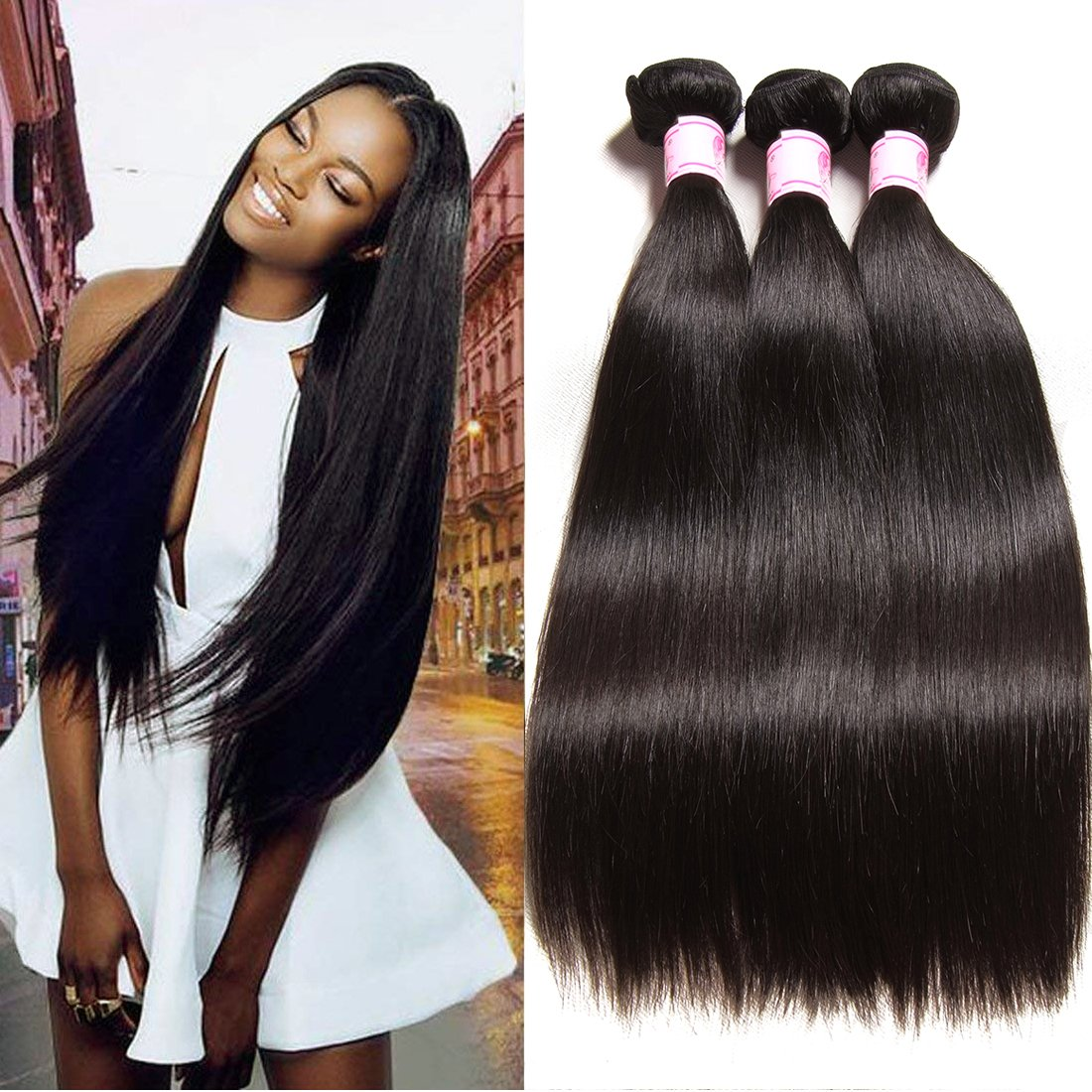 Amazon Beauty Forever 6a Brazilian Virgin Hair Natural Water