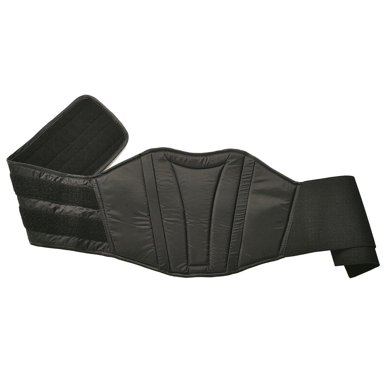 Black XXL// 4XL 120 cm NERVE 1514060704/_04 Kidney Belt Starter