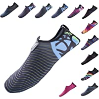 YQXCC Water Shoes Mens Womens Barefoot Quick Drying Anti-Slip Aqua Shoes for Beach Pool Surf Aqua Yoga Exercise
