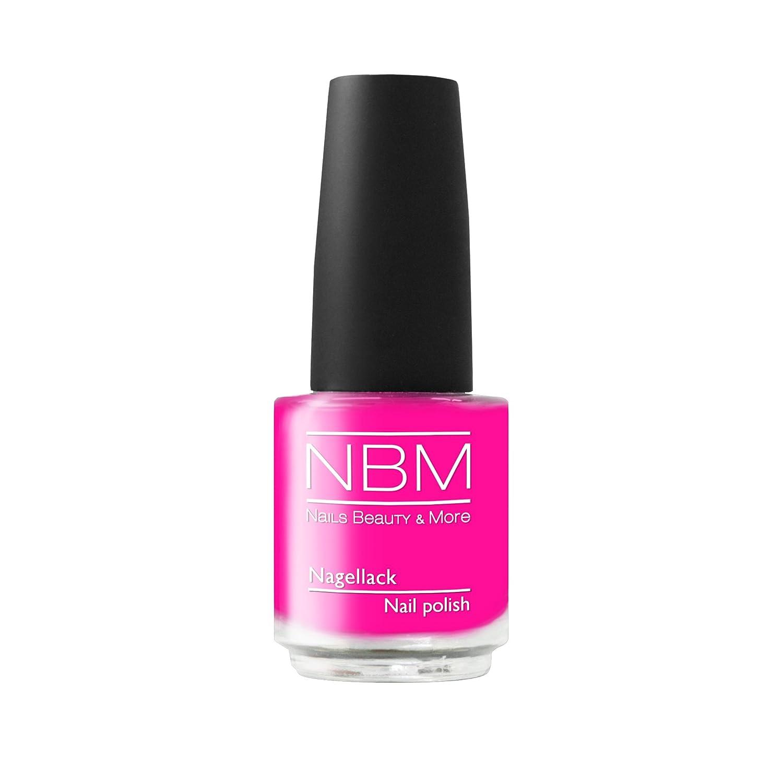 NBM Nagellack Nr. 03 power pink 14 ml: Amazon.de: Beauty