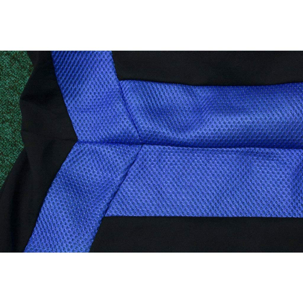 Heavy Duty 9 St/ück Color : Blue Universal Autositzbezug Protektoren