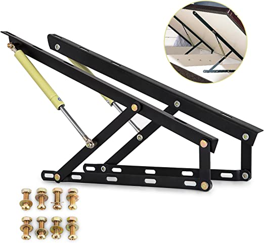 "36/"" Bed Lift Hydraulic Mechanisms Kits For Sofa Bed Heavy Duty Household Box"
