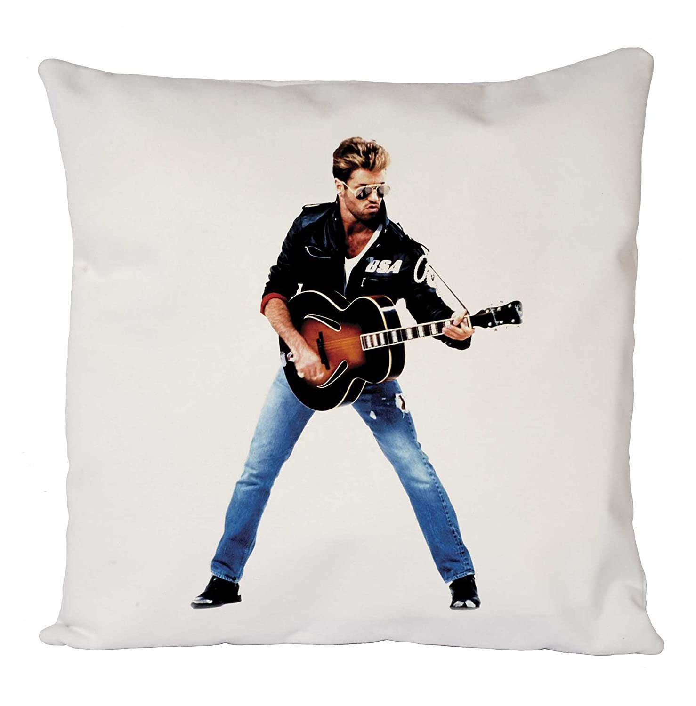 George Michael Guitar, Fodera, Fodera per cuscino, Arredamento per la casa Uk print king