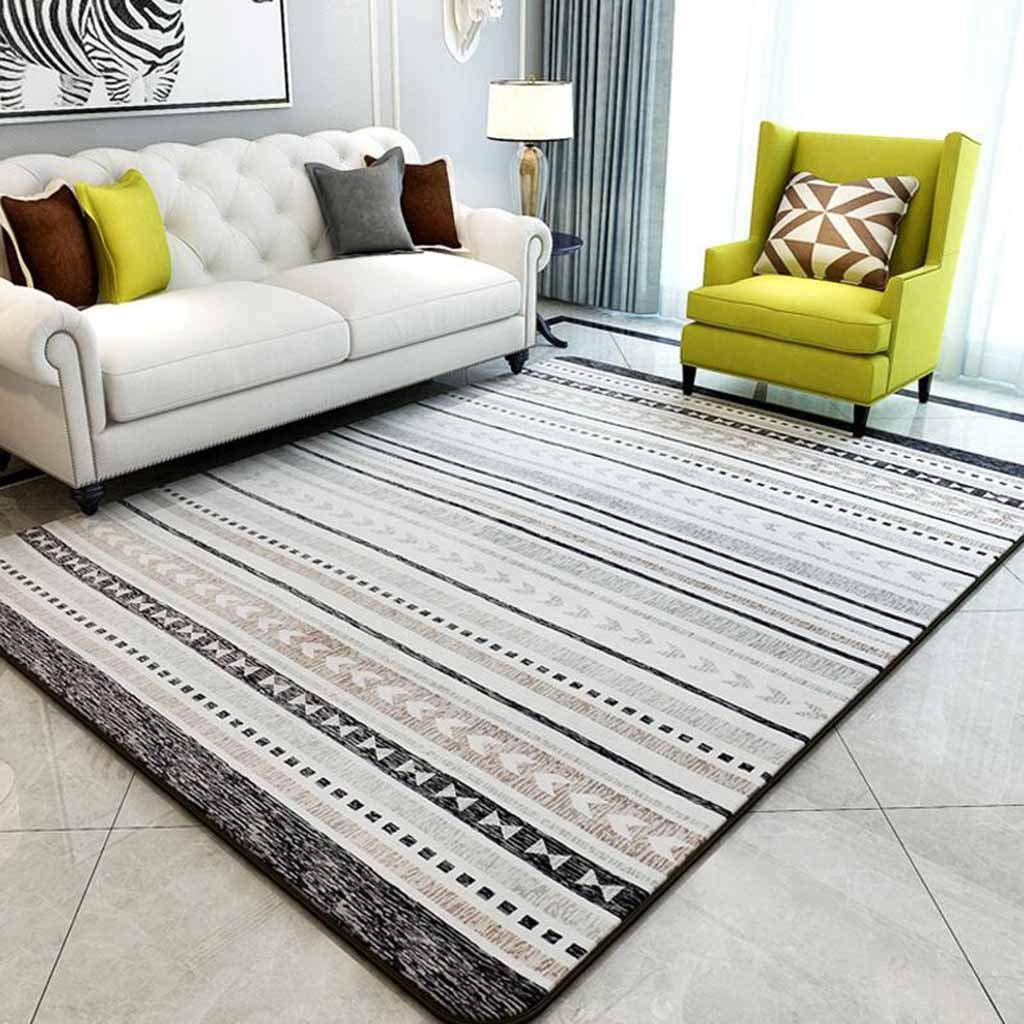 Amazon.com: QZ HOME Carpet Bedside Bedroom Home Nordic ...