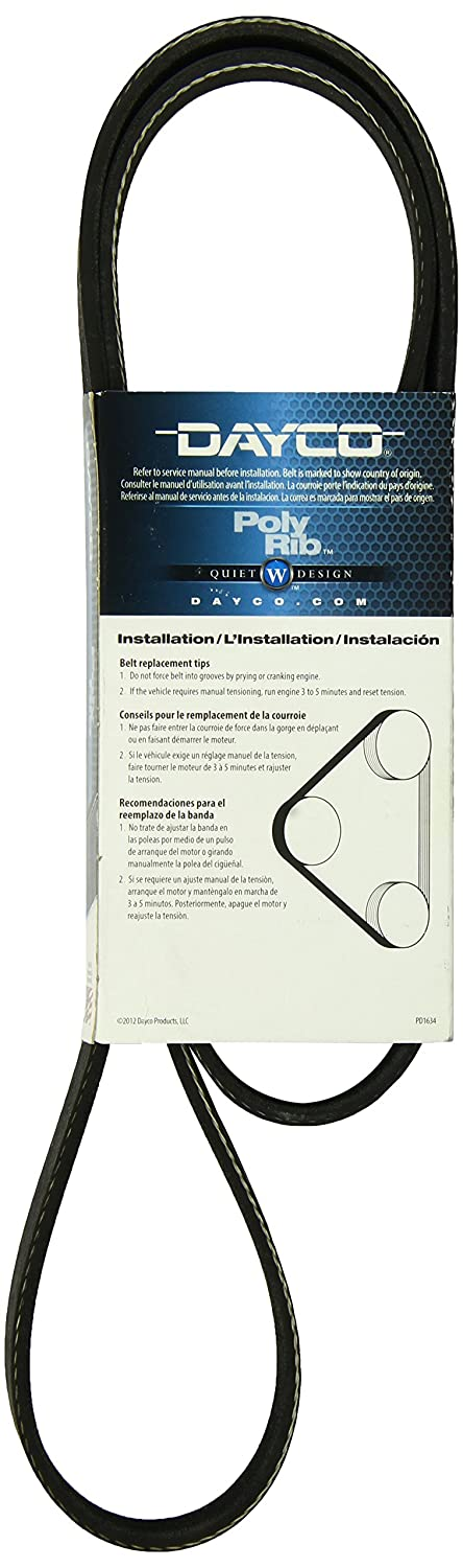 ACDelco ID128 Professional Industrial V-Belt