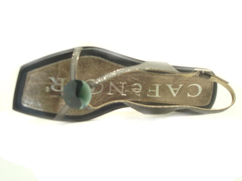Cafegrave; Noir Donna Sandalo Infradito jb Glitter lam -nero jb Infradito 03 40) - 17b516