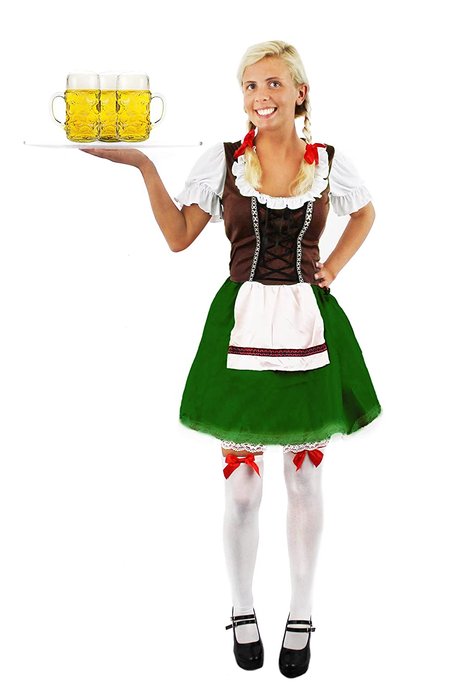 I Love Fancy Dress ilfd4505 X XL – Disfraces de Baviera (XXL ...