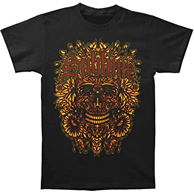 32b184f013b7c2 Amazon.com: Sublime Men's Mask Man Logo Mens Soft T Slim Fit T-Shirt ...