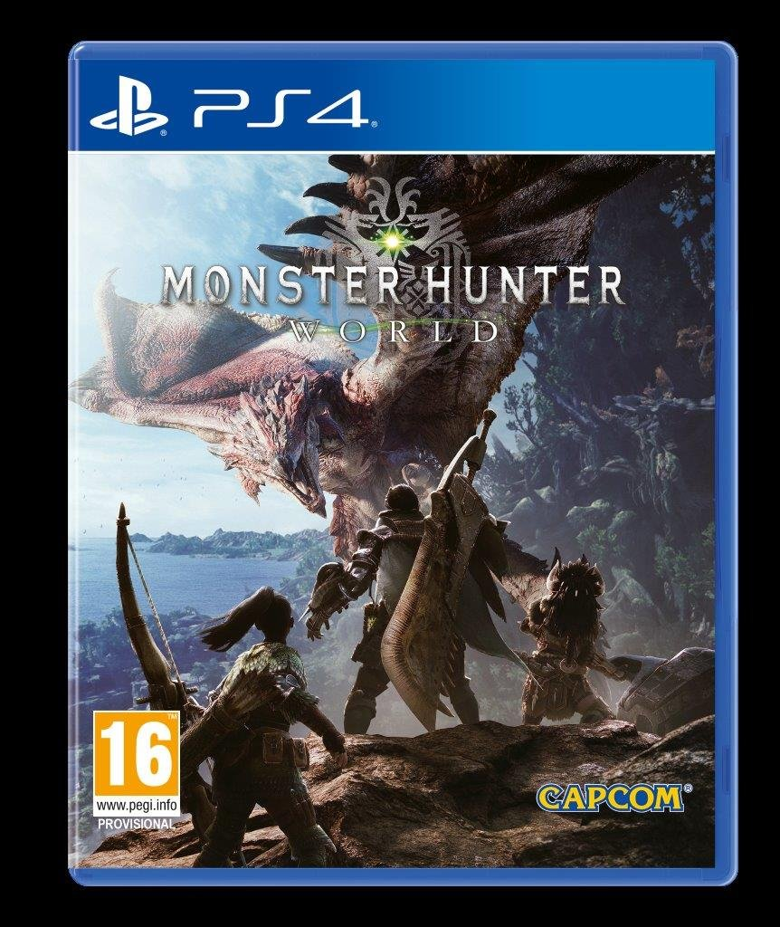 Buy Monster Hunter: World (PS4) Online at Low Prices in