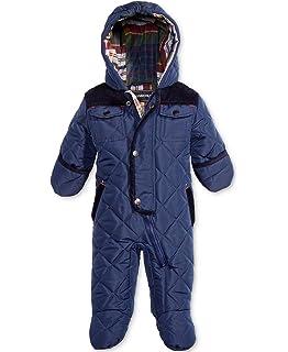 606205d07 Amazon.com  Rothschild Baby-Boys Infant Teddy Plush Pram  Clothing