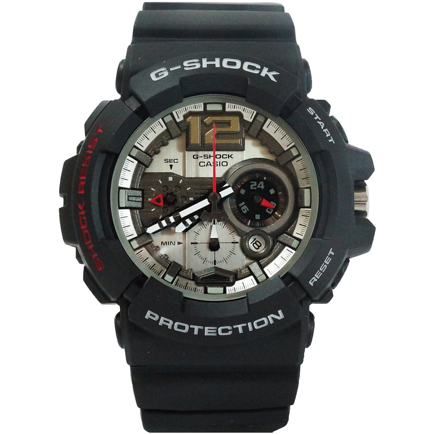 G-Shock Men s GAC110 Classic Series Quality Watch – Black One Size