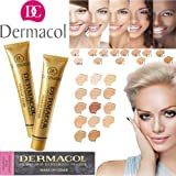 DERMACOL film Studio Make Up cover Foundation 30 G