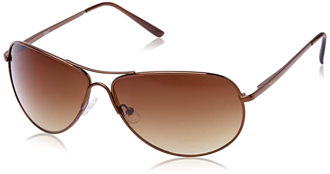 3496c7873e74d Image Unavailable. Image not available for. Colour  Fastrack Aviator Unisex  Sunglasses - (M050BR5