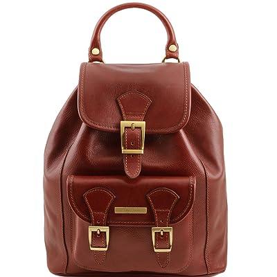 Tuscany Leather - KOBE - Leather Backpack - TL141342