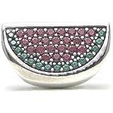 Pandora 791901czr Pave Watermelon Charm
