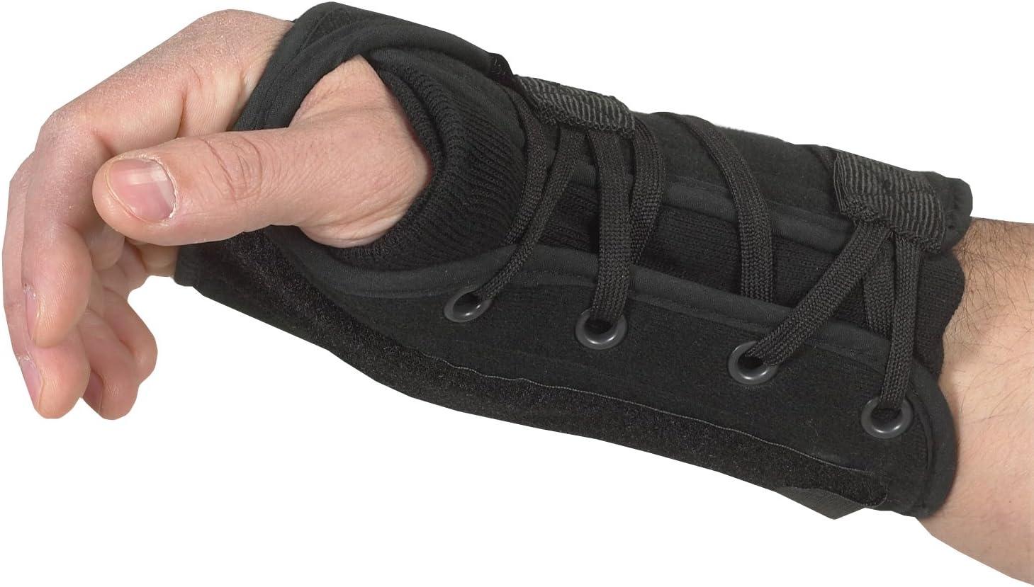 Bilt-Rite Mastex Health 7 Inch Left Wrist Splint Medium Beige