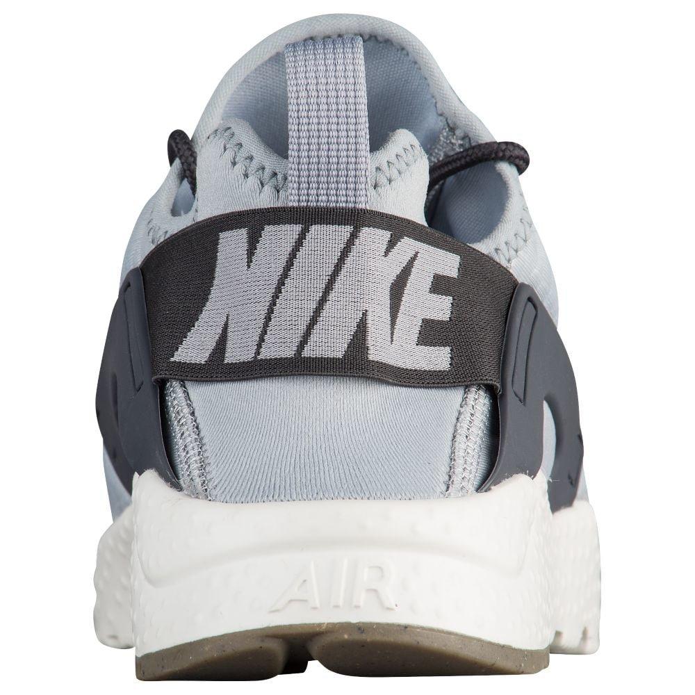 NIKE Women's Air Huarache Run Ultra Running Shoe B0763R31G9 5.5 B(M) US|Wolf Grey/Anthracite-summit White