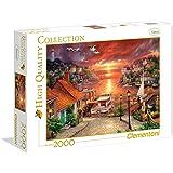 Clementoni - 32548 - Puzzle Collection High Quality 2000 pièces - Nouveaux Horizons