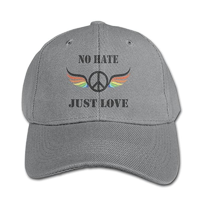 Amazon.com  Elephant AN Peace and Love Pure Color Baseball Cap Cotton  Adjustable Kid Boys Girls Hat  Clothing 277732e3fd47