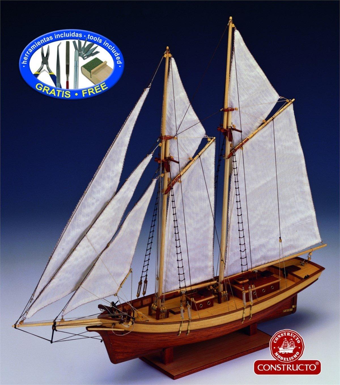 Constructo Wooden Model–Carmen 80703 jb-2672