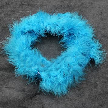 Feather Home Decor Fluffy Craft For Wedding Party Decro Fuffy Feather Boa