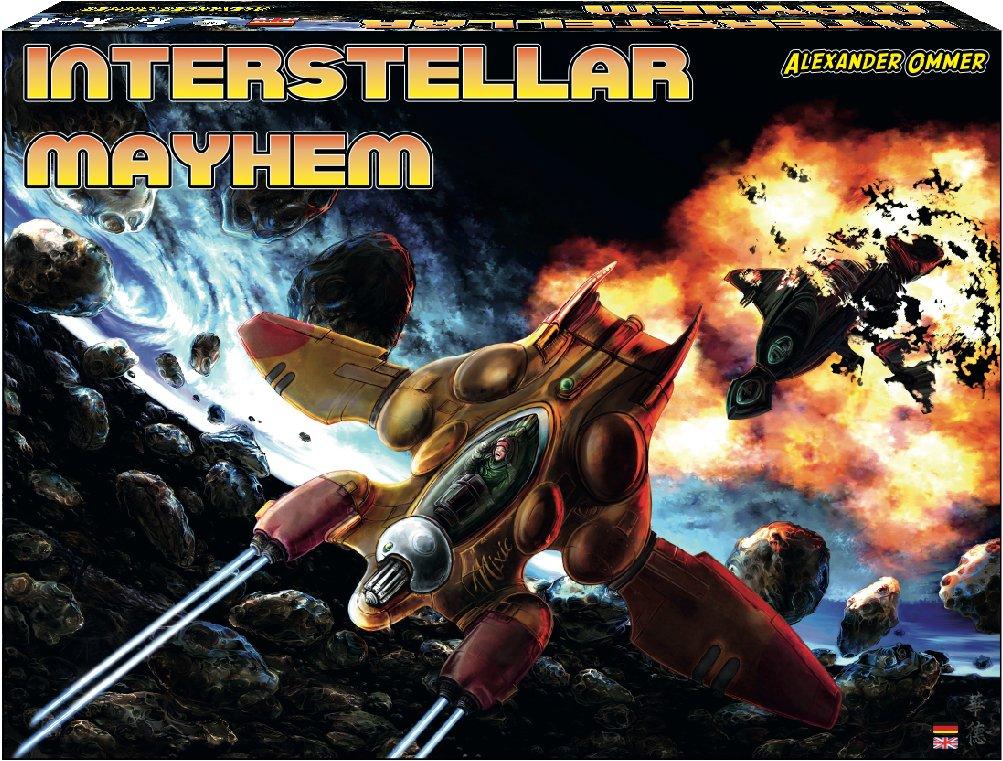 Soylent Games 1 - Interstellar Mayhem