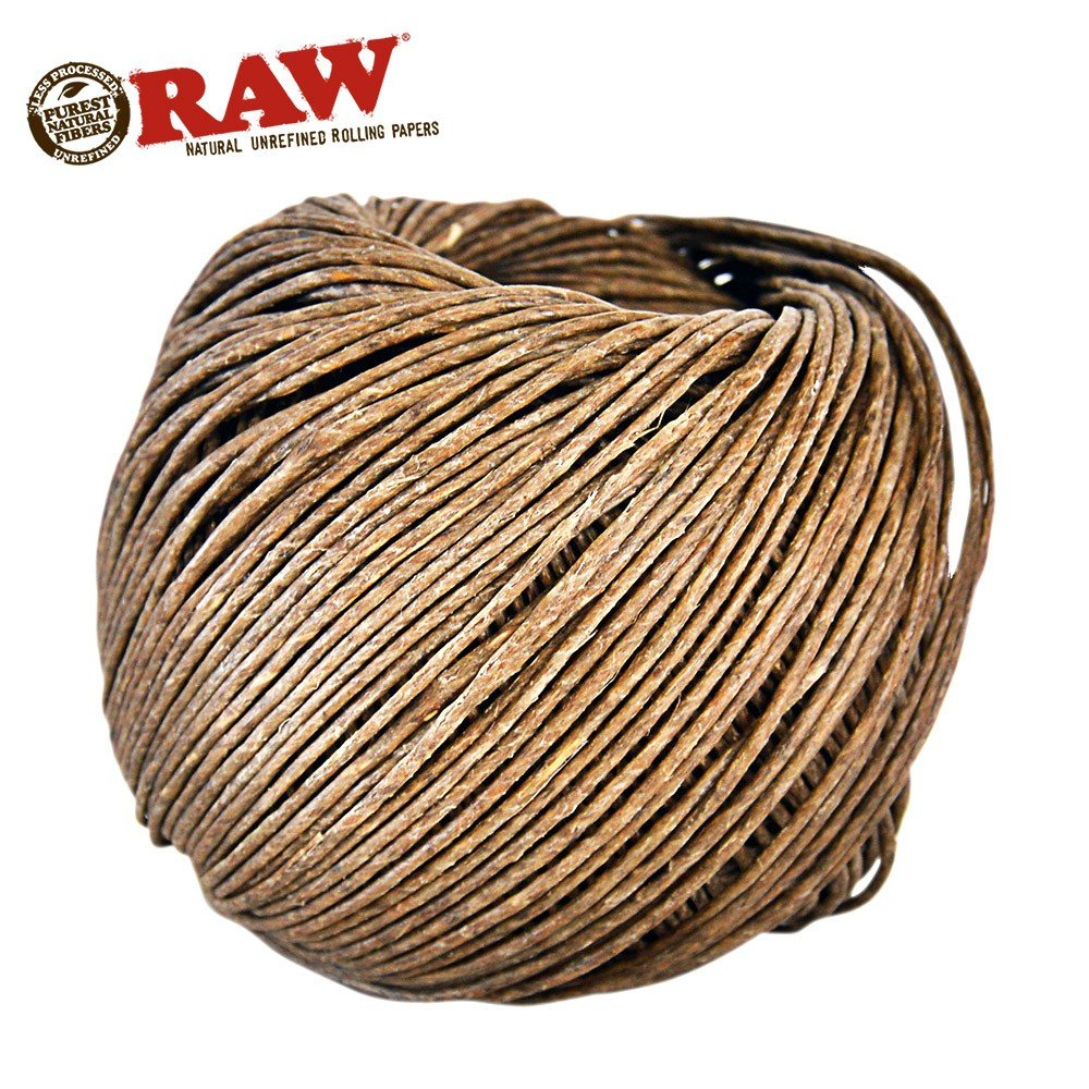 RAW Hemp Wick Ball 250ft. (5 Balls) - MJ-22050 by Verified Exchange