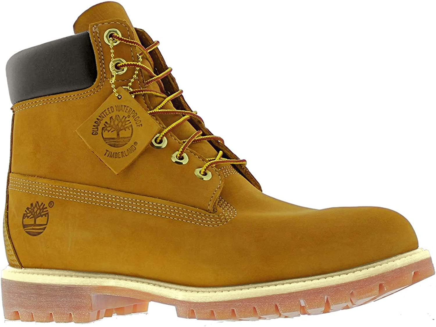 excellent quality new release cute Mens Timberland Premium Classic Leather Original Lace Up Boots 7-12