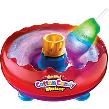 amazon   cra z art deluxe cotton candy maker kit with