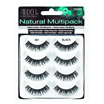 0a7b4b2db45 Ardell 101 Lashes Multipack: Amazon.co.uk: Beauty