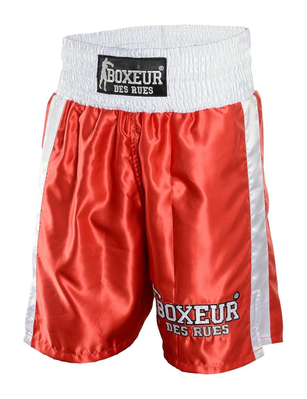BOXEUR DES RUES - Fight Activewear - Short de Boxe Classique BX-1167K