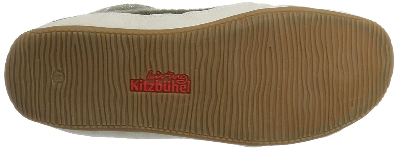 Living Kitzbühel 2238, Pantofole alte senza imbottitura Unisex bambiniGrau bambiniGrau bambiniGrau (Fango) 733b45