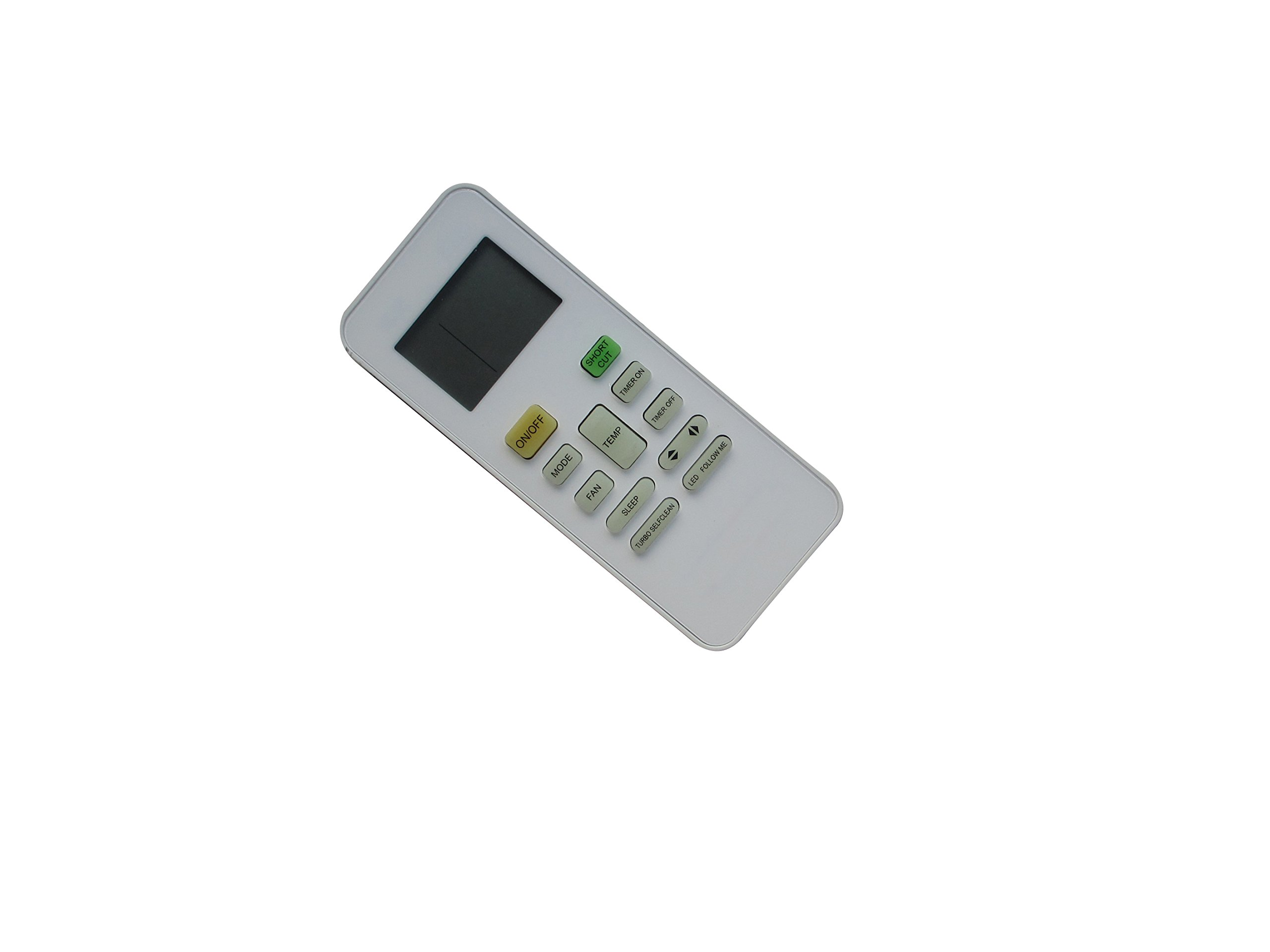 Easytry123 Remote Control For Comfort-aire B-SMA09SC B-SMA12SC B-SMA18SC B-VMH09SC-1 B-VMH12SC-1 B-VMH18SC-1 B-VMH24SC-1 Air Condtioner