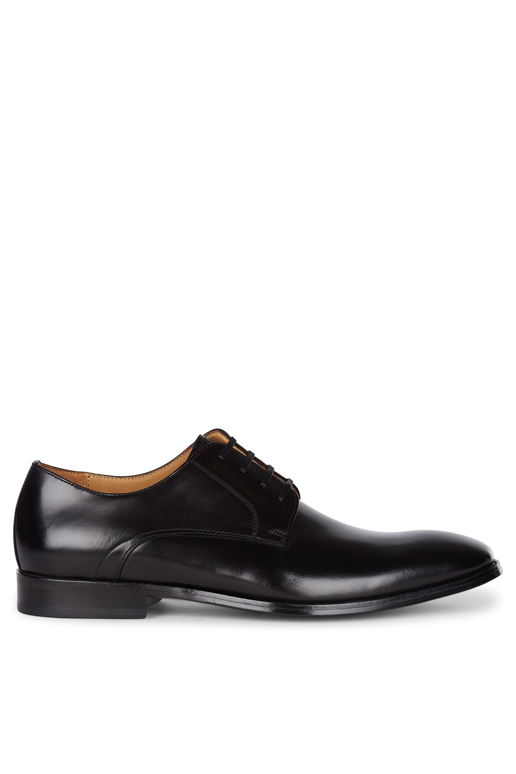 Hardy Amies Men's Black Derby Shoes 9.5 by Hardy Amies