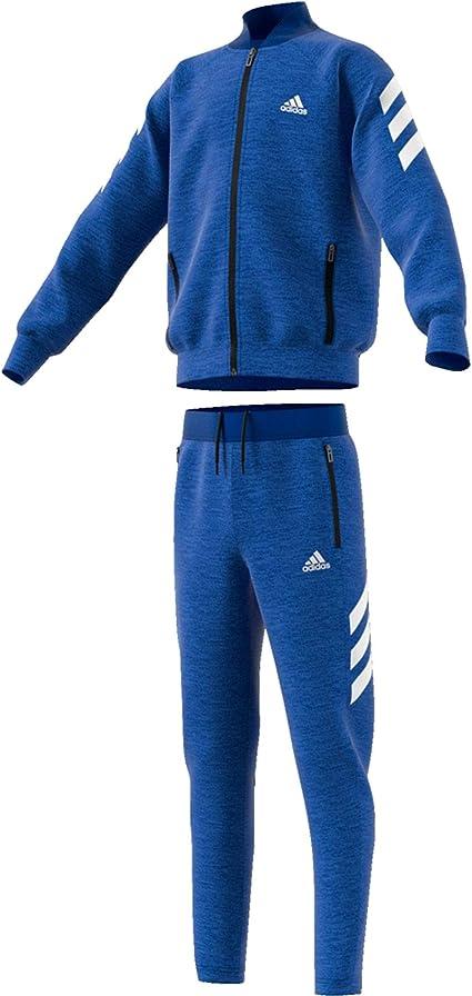 adidas Yb Xfg W TS Survêtement Enfant: : Sports et