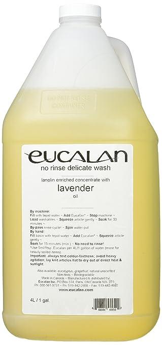 Eucalan Delicate Wash Lavender Jug