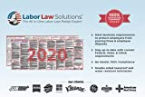2020 New York State and Federal Labor Law Poster