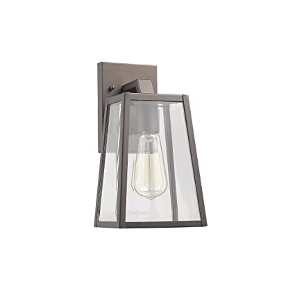 Transitional Outdoor Lighting Chloe lighting ch822034rb11 od1 transitional 1 light rubbed bronze chloe lighting ch822034rb11 od1 transitional 1 light rubbed bronze outdoor wall sconce 11quot height workwithnaturefo