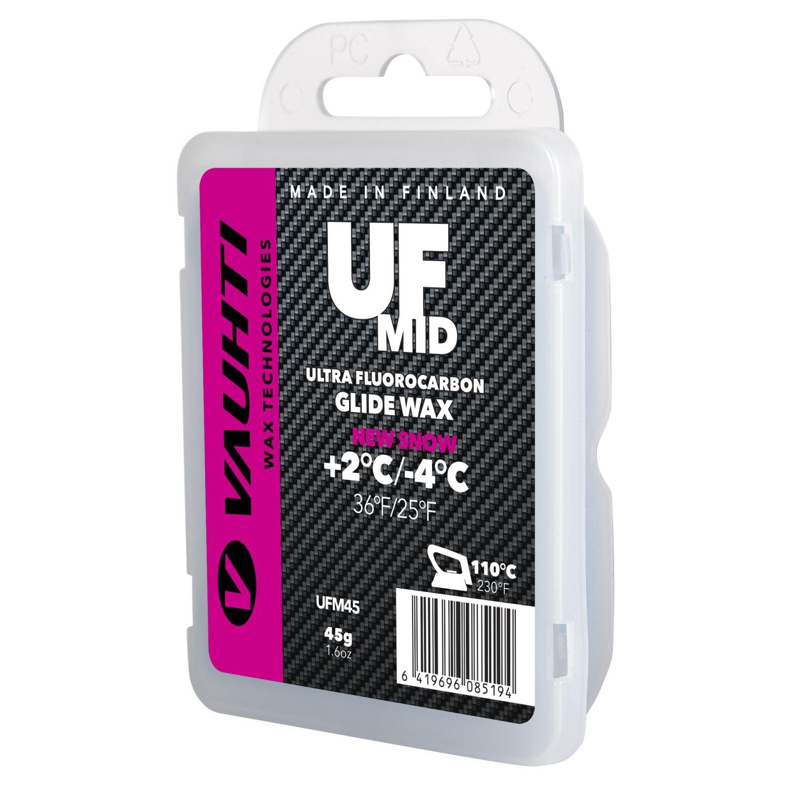 Vauhti Ultra Fluor Mid Glide Wax by Vauhti