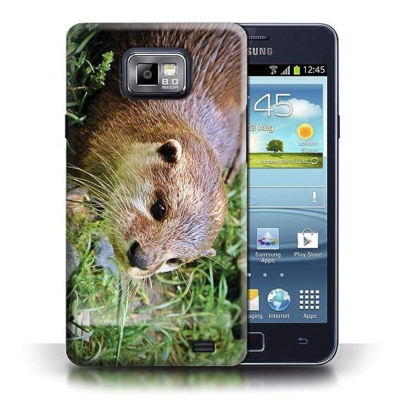 quality design 97381 f0e9b Amazon.com: eSwish Phone Case/Cover for Samsung Galaxy S2/SII ...
